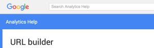 googleurlbuilder